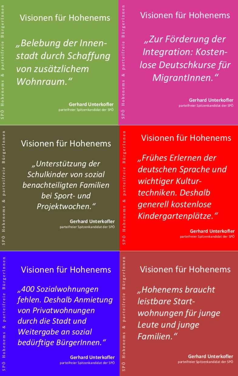 Visionen_03 von Hohenemser für die Stadt Hohenems
