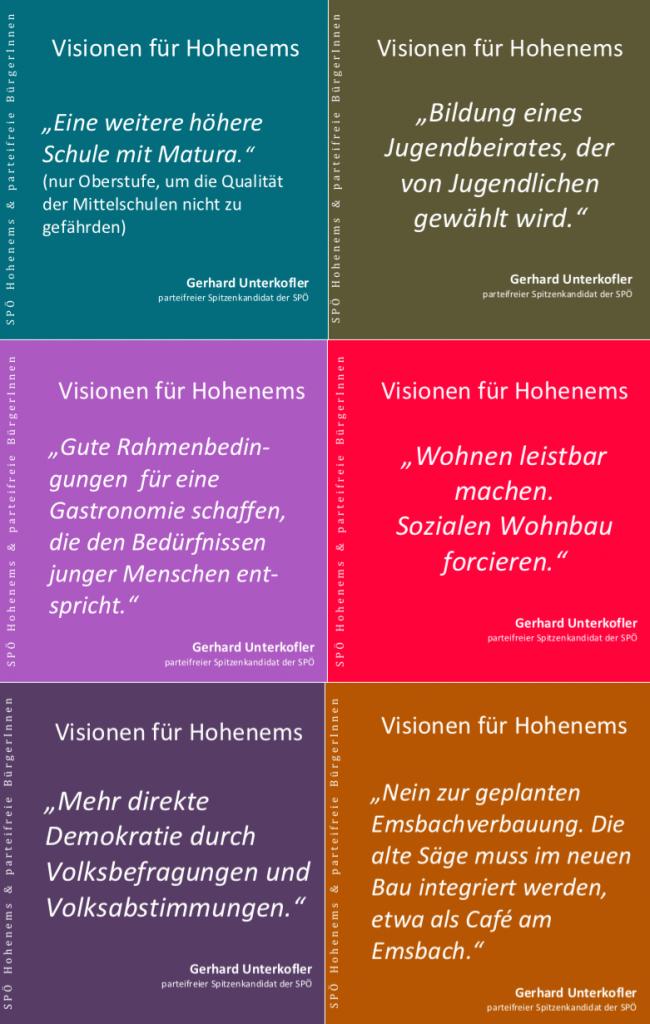 Visionen_02 von der SPÖ Hohenems für die Stadt Hohenems