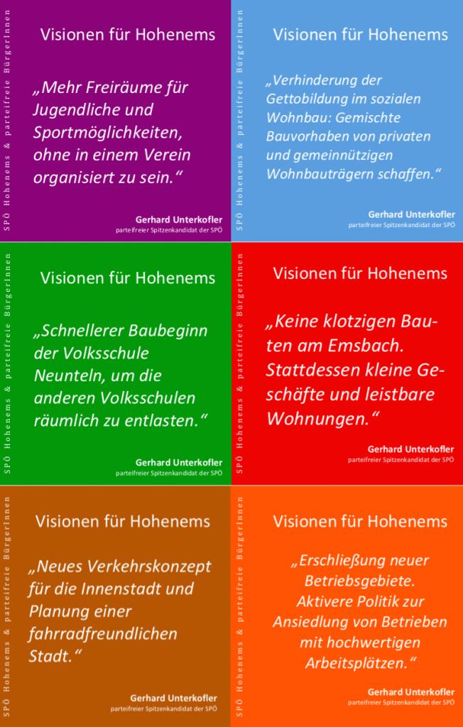 Visionen_01 von Hohenemser für die Stadt Hohenems