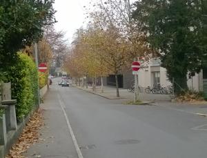 Jakob-Hannibal-Straße - Mittelschule Markt