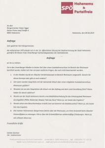 Autbahnanschluss Rheinauen